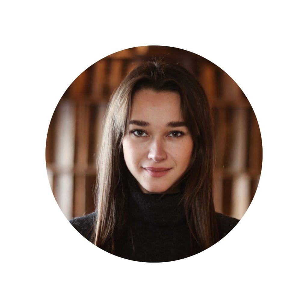 PR-директор ресторанов Елизавета Яковец
